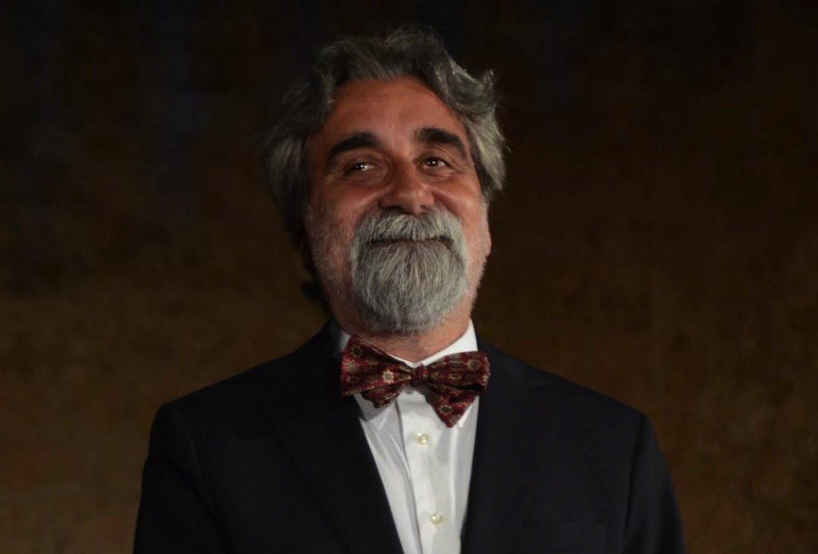 Presentazione del Libro LA MUSICA FA CRESCERE I POMODORI del Maestro Peppe  Vessicchio al Teatro Marconi di Roma - Modulazioni Temporali
