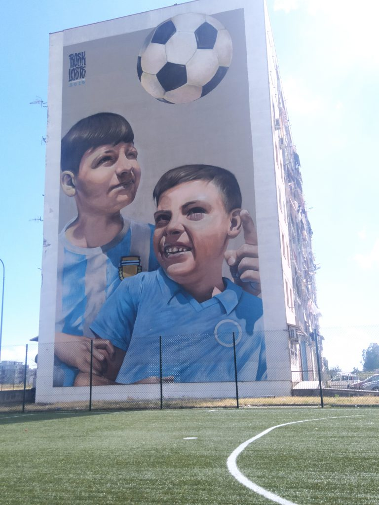 Napoli murales